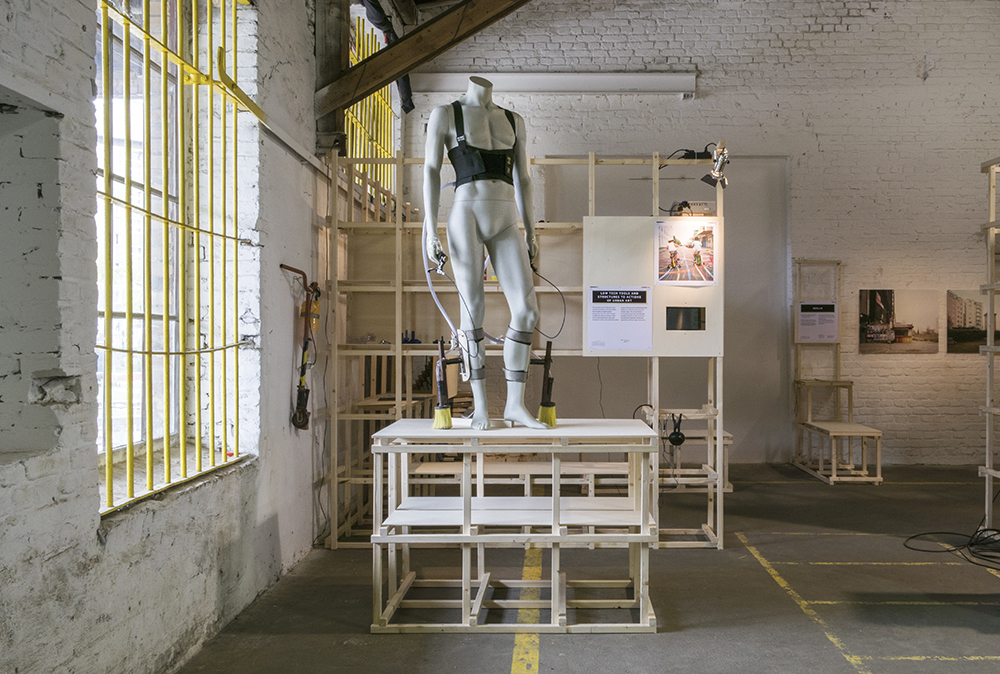 Berlin Unlimited, Zentrum für Kunst und Urbanistik, Berlin